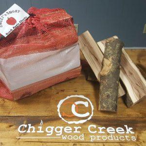 12 inch logs Apple
