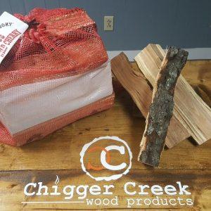 12 inch logs cherry