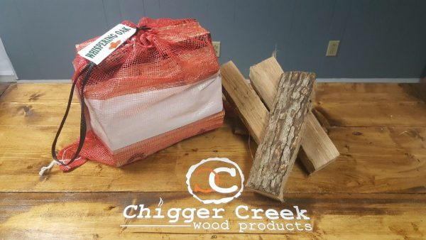 12 inch logs white oak