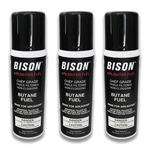 Bison Airlighter Fuel