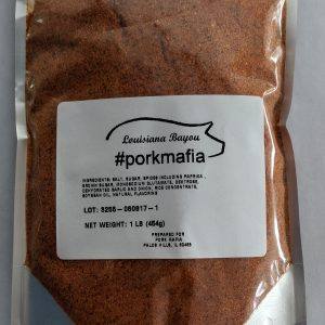 Louisiana BBQ Rub
