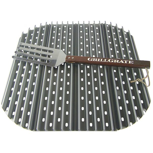 GrillGrates for the XL Green Egg