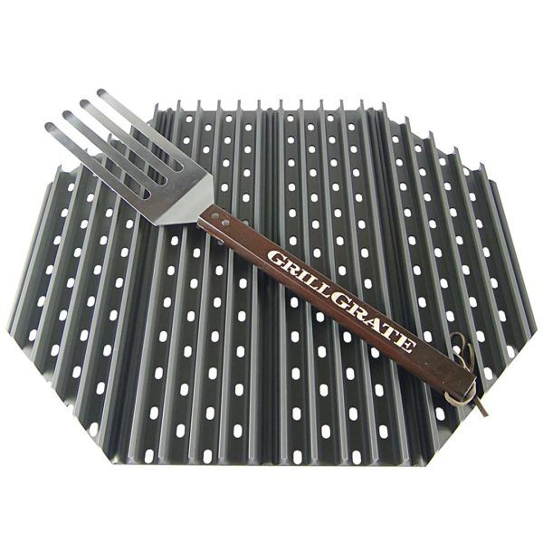 GrillGrates for the Primo Oval XL