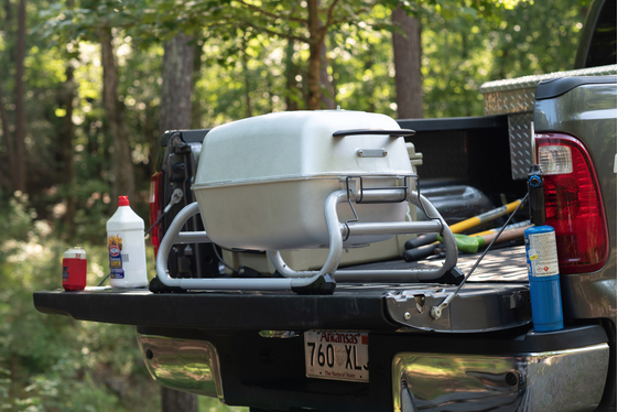 Grill for tailgating