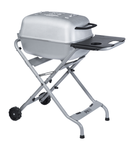 PKTX folding grill stand