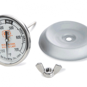 Tel-Tru MFG temperature gauge