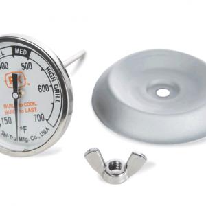 Tel-Tru MFG temperature gauge