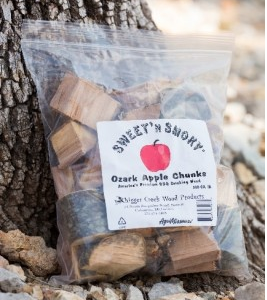 Sweet 'n Smoky Ozark Apple Chunks