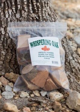Whispering Oak chunks