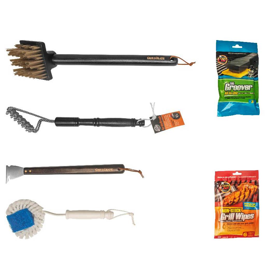 Grillgrate Comprehensive Cleaning Set Smokin Deal Bbq