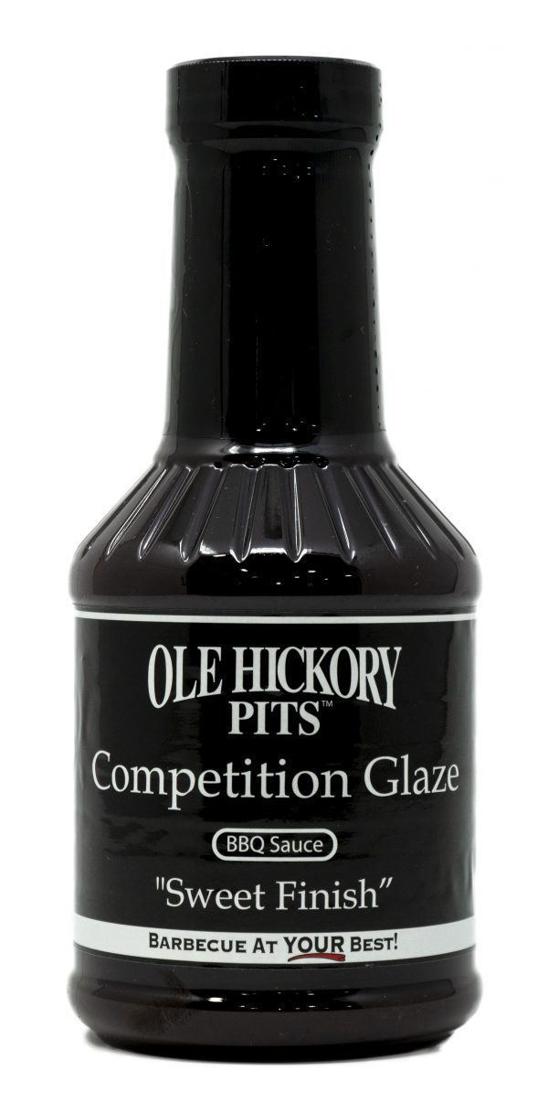 Ole Hickory competition Sauce