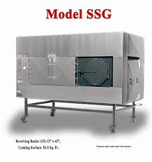 SSG Model Smoker