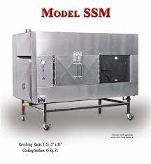 Model SSM Smoker