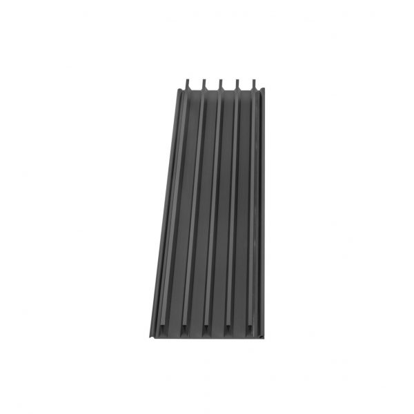 "13.75"" Commercial Flat Top Grate"